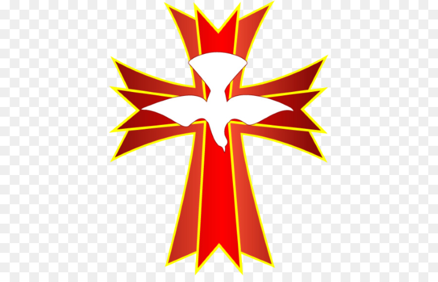 Free christian clipart for pentecost. Flower line art png