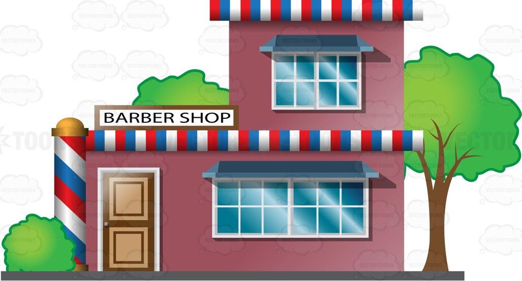 Barbershop clipart jpg royalty free library Free Barbershop Cliparts Download Clip Art On Fancy Barber Shop ... jpg royalty free library