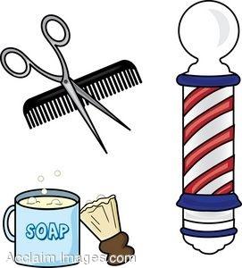 Barbershop clipart clipart freeuse 40+ Barbershop Clipart   ClipartLook clipart freeuse