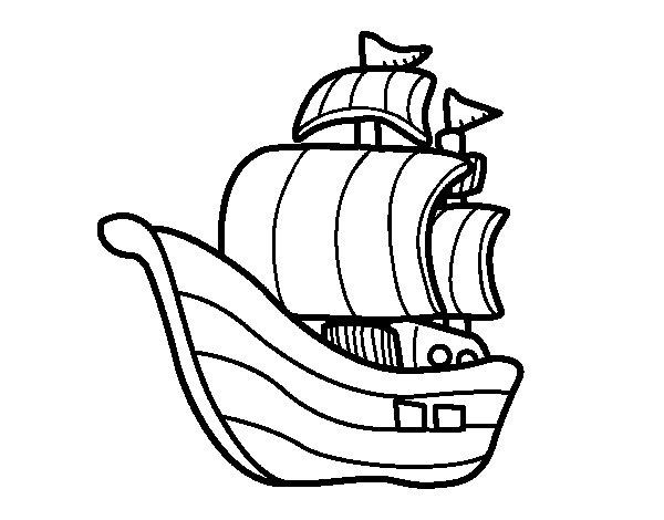 Clipart barco para colorear clip royalty free download Download embarcação desenho clipart Drawing Boat Pirate | Drawing ... clip royalty free download