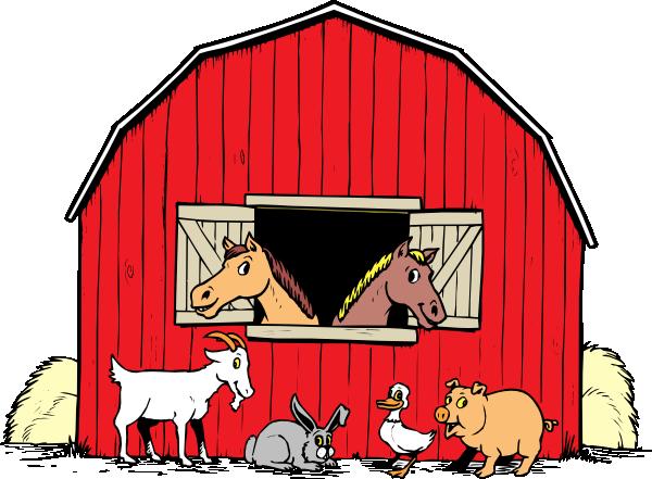Clipart barn com image transparent download Barn clip art at vector clip art free - ClipartBarn image transparent download