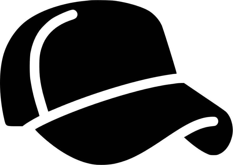Clipart baseball cap you can add logo to
