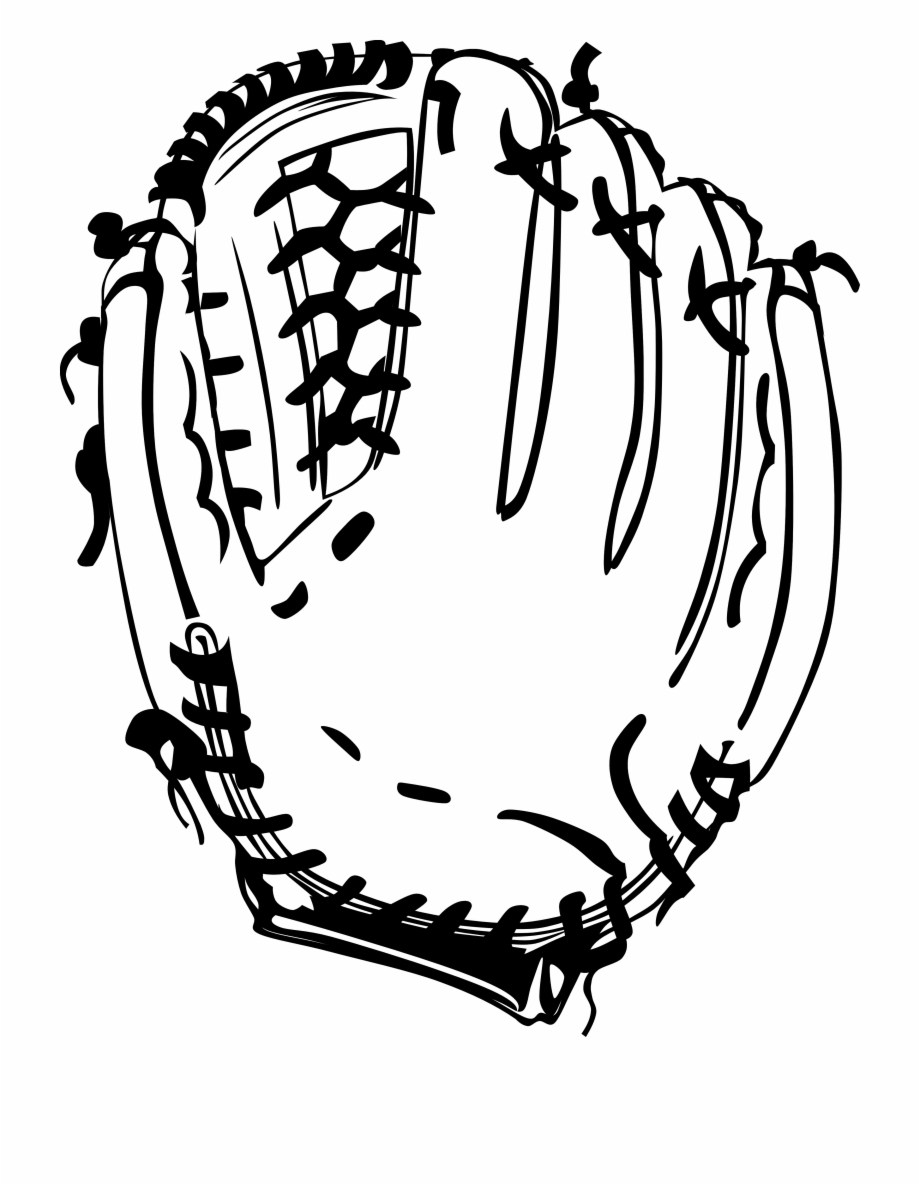 Clipart baseball catchers mitt picture library stock Baseball Glove Clipart Black And White - Baseball Glove Clip Art ... picture library stock