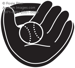 Clipart baseball catchers mitt png black and white library catchers mitt clipart & stock photography   Acclaim Images png black and white library