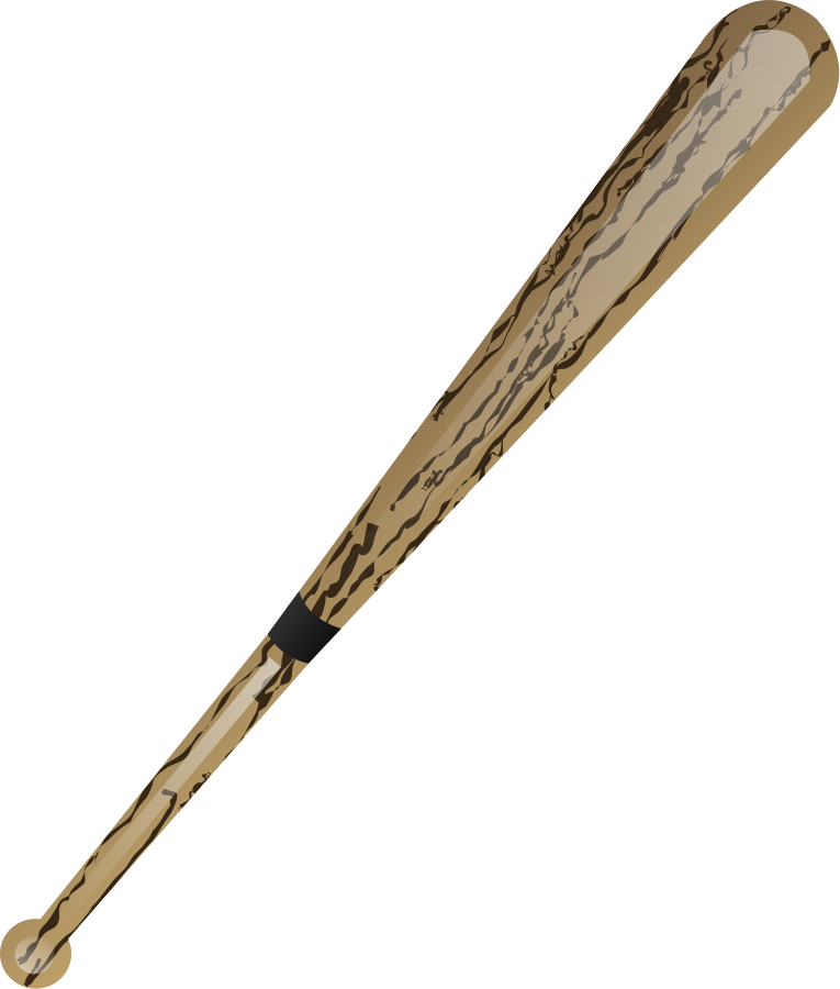 Clipart baseball equipment royalty free Baseball bat ...   Clip Art   Pinterest   Clip art royalty free