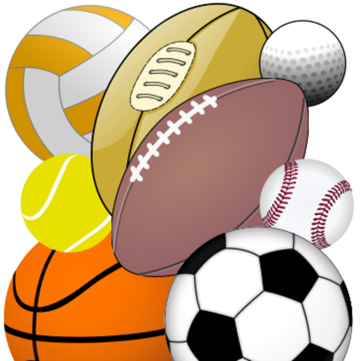 Clipart baseball equipment clip freeuse download Sports Equipment Clipart physical education - Free Clipart on ... clip freeuse download