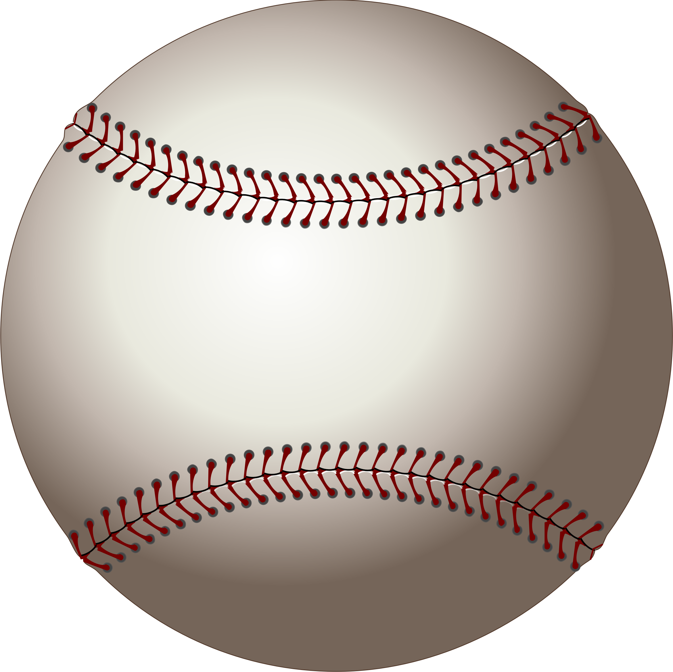 Clipart baseball game graphic transparent Clipart - Baseball noshadow graphic transparent