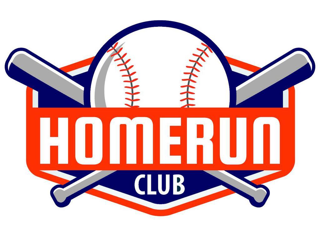 Clipart baseball home run clip royalty free library Home Run Club - Cypress Youth Baseball clip royalty free library