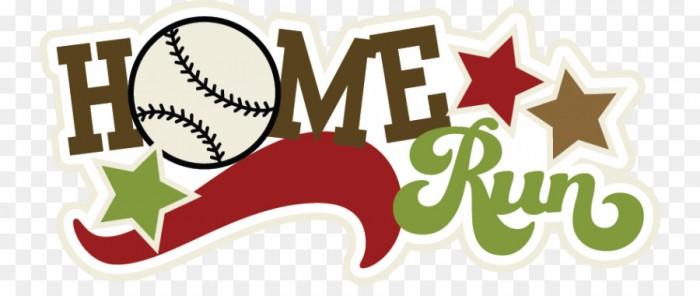 Clipart baseball home run freeuse stock Home Run Baseball Clip Art Suddenly Cliparts Softball Home Run Png ... freeuse stock
