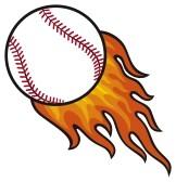 Clipart baseball home run freeuse home run : baseball ball in   Clipart Panda - Free Clipart Images freeuse