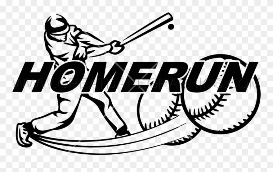 Clipart baseball home run banner royalty free Home Run Swoosh - Home Run Art Clipart (#438038) - PinClipart banner royalty free