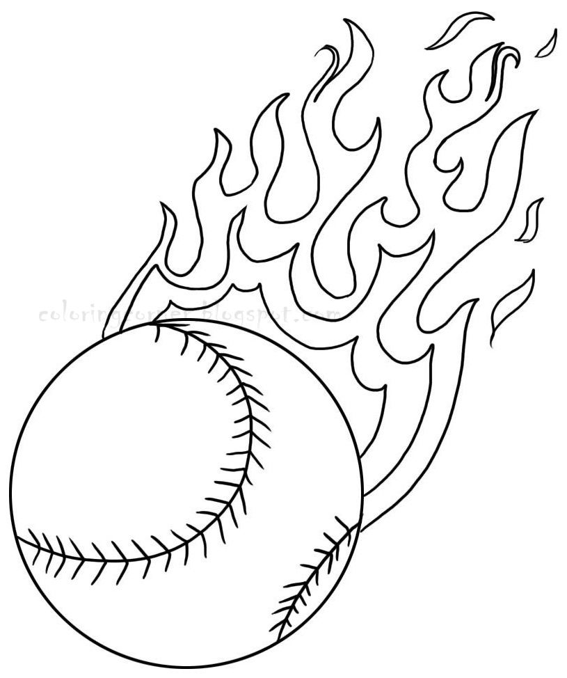 Clipart baseball kid stand black and white vector royalty free baseball coloring pages | Baseball Coloring Pages ~ Printable ... vector royalty free