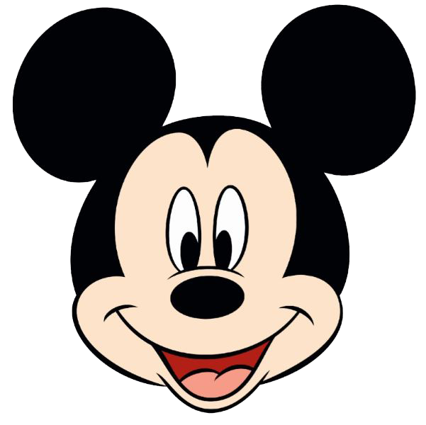 Mickey mouse pumpkin clipart jpg free library Mickey Mouse Face Silhouette at GetDrawings.com | Free for personal ... jpg free library