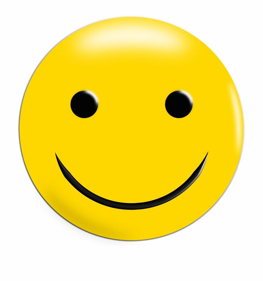 Clipart smiley face icon