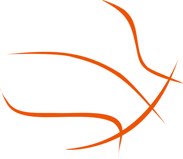 Clipart basketball defense jpg royalty free library Basketball Outline Clip Art at Clker.com - vector clip art online ... jpg royalty free library