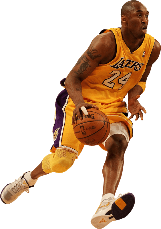 Clipart basketball defense picture transparent Kobe Bryant Defense transparent PNG - StickPNG picture transparent