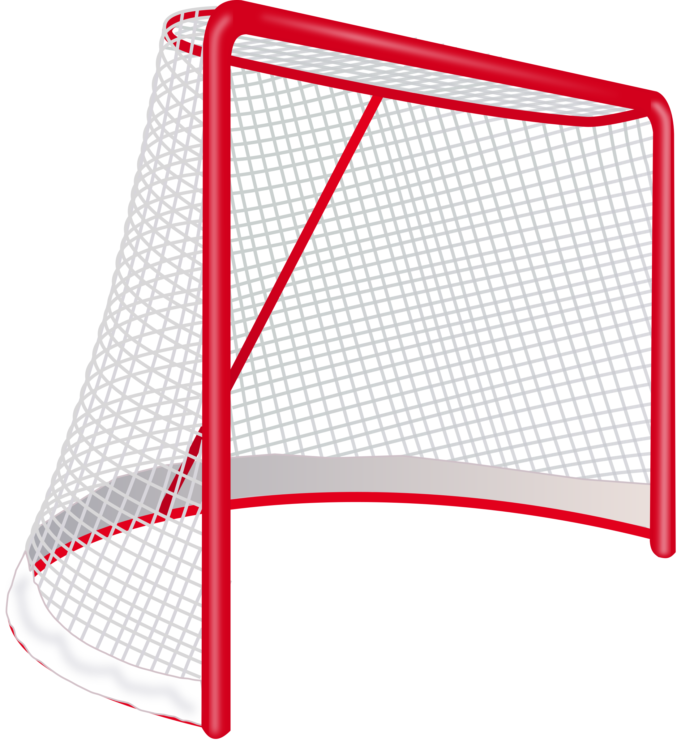Ripped basketball net clipart image freeuse download Clipart - Hockey Goal image freeuse download