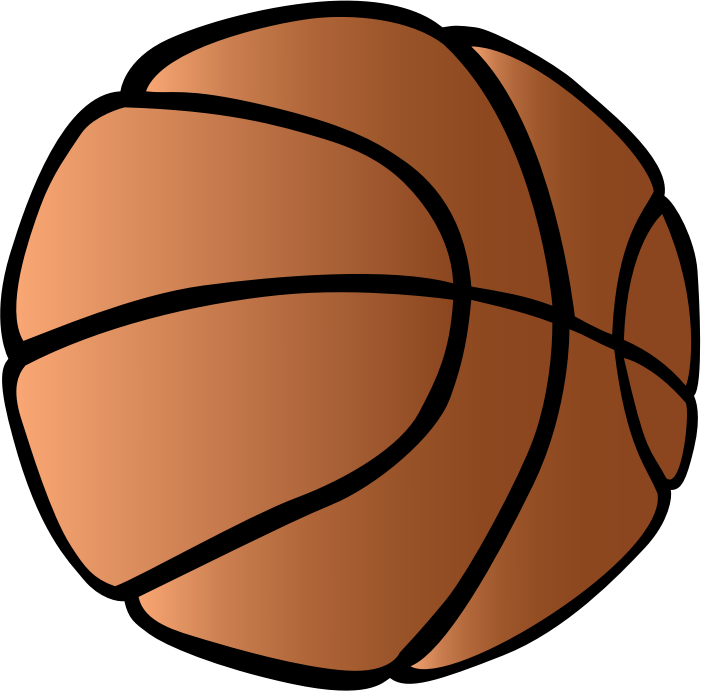 Transparent basketball clipart picture stock Clipart - Basketball picture stock