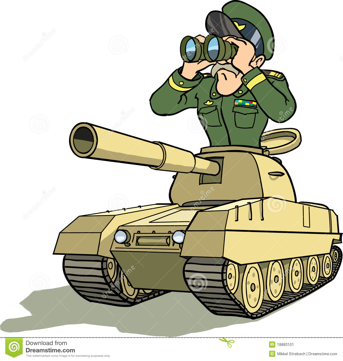 Stock illustrations general in. Clipart battlefield