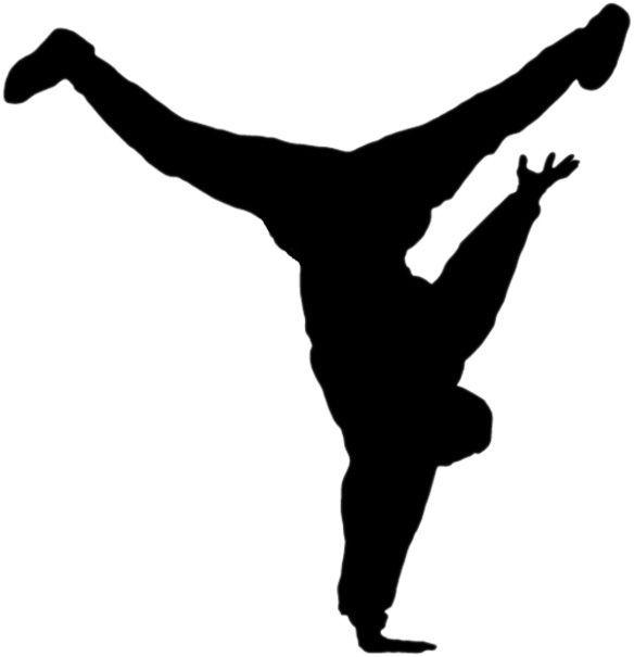 Hip hop dancer silhouette clipart banner library download hip hop dancer clip art free | Hip hop dance clip art danc | For my ... banner library download