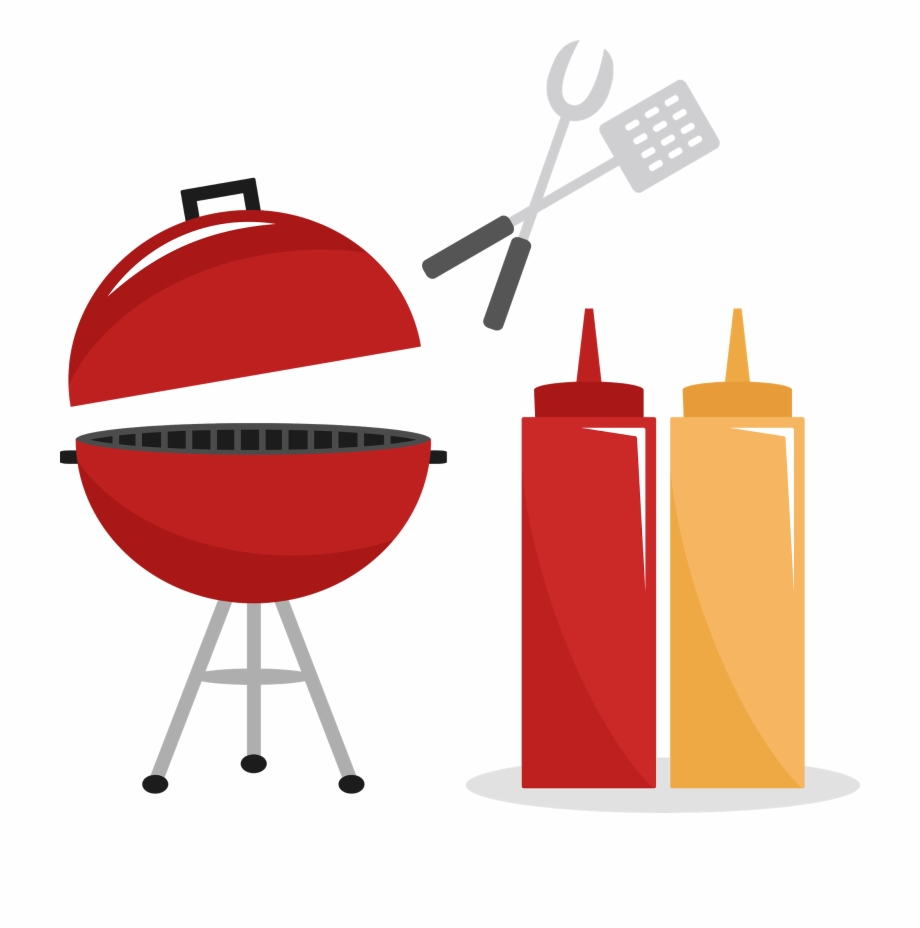 Free bbq grill clipart clip art library download Image Royalty Free Stock Barbecue Clipart Tailgate - Grill Clip Art ... clip art library download