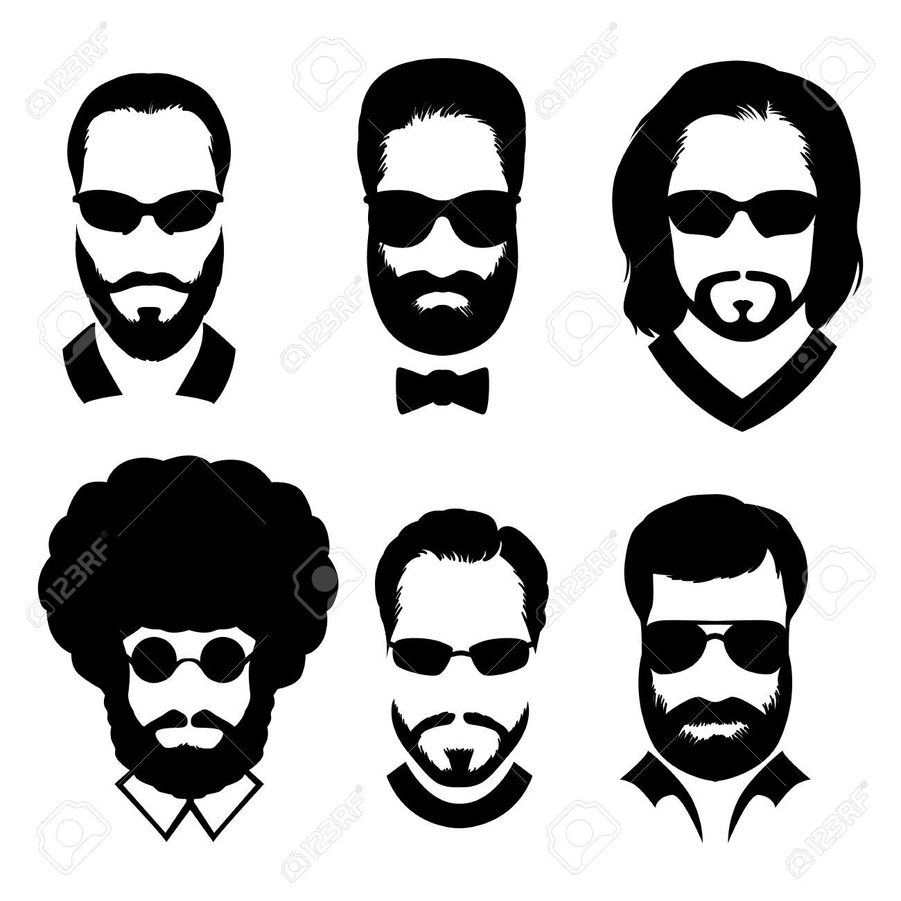 Clipart bearded man clip art download Image result for man with beard clipart | Wedding albums design in ... clip art download