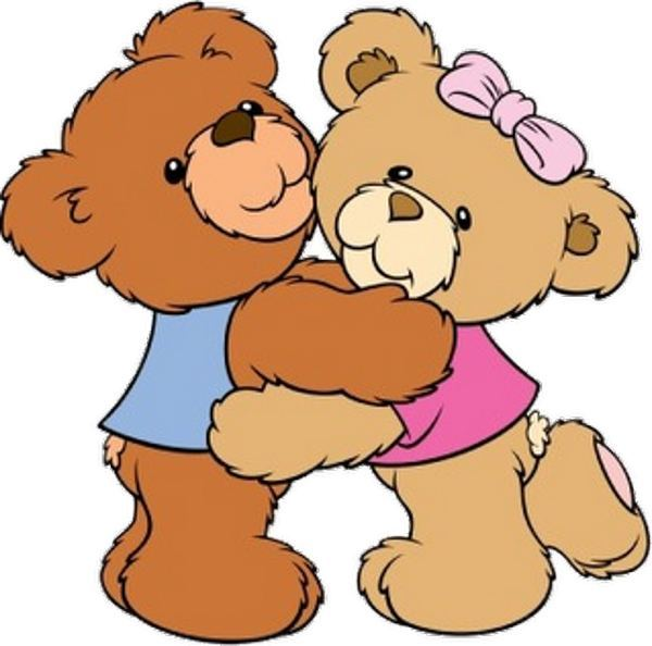 Clipart bears couples clip art royalty free Teddy Bear Quiz - Family Of Geek clip art royalty free