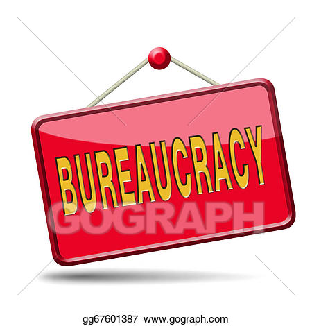 Clipart beaurocracy graphic royalty free stock Stock Illustration - Bureaucracy. Clipart Illustrations gg67601387 ... graphic royalty free stock