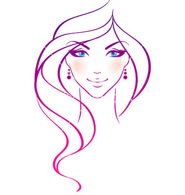 Clipart beautiful girl graphic library Free Beauty Cliparts, Download Free Clip Art, Free Clip Art on ... graphic library