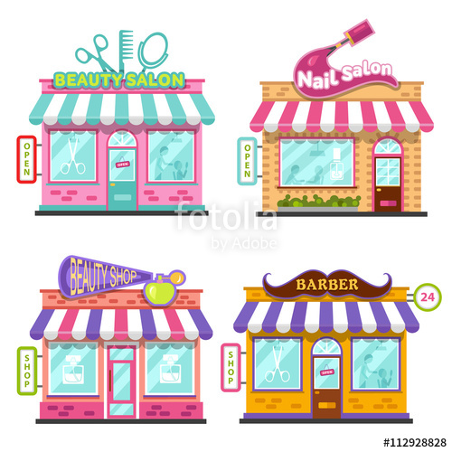 Clipart beauty shop image library library Beauty shop clipart 6 » Clipart Station image library library