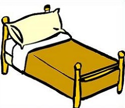 Clipart bed pictures picture transparent download Bed Clip Art Free | Clipart Panda - Free Clipart Images picture transparent download