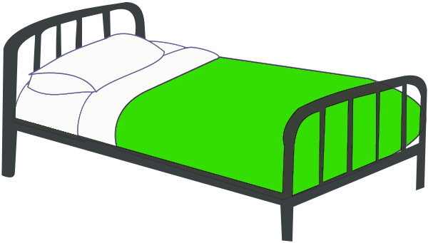 Clipart bed pictures graphic free download Free Bed Cliparts, Download Free Clip Art, Free Clip Art on Clipart ... graphic free download