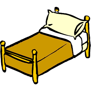Clipart wmf picture transparent library bed clipart | Bed 1 clipart, cliparts of Bed 1 free download (wmf ... picture transparent library