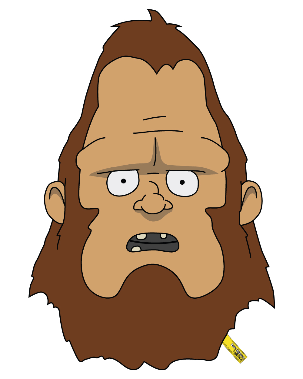 Clipart beefsquatch png black and white toddland San Diego Comic-Con 2016 Exclusives – Wave Two – San Diego ... png black and white