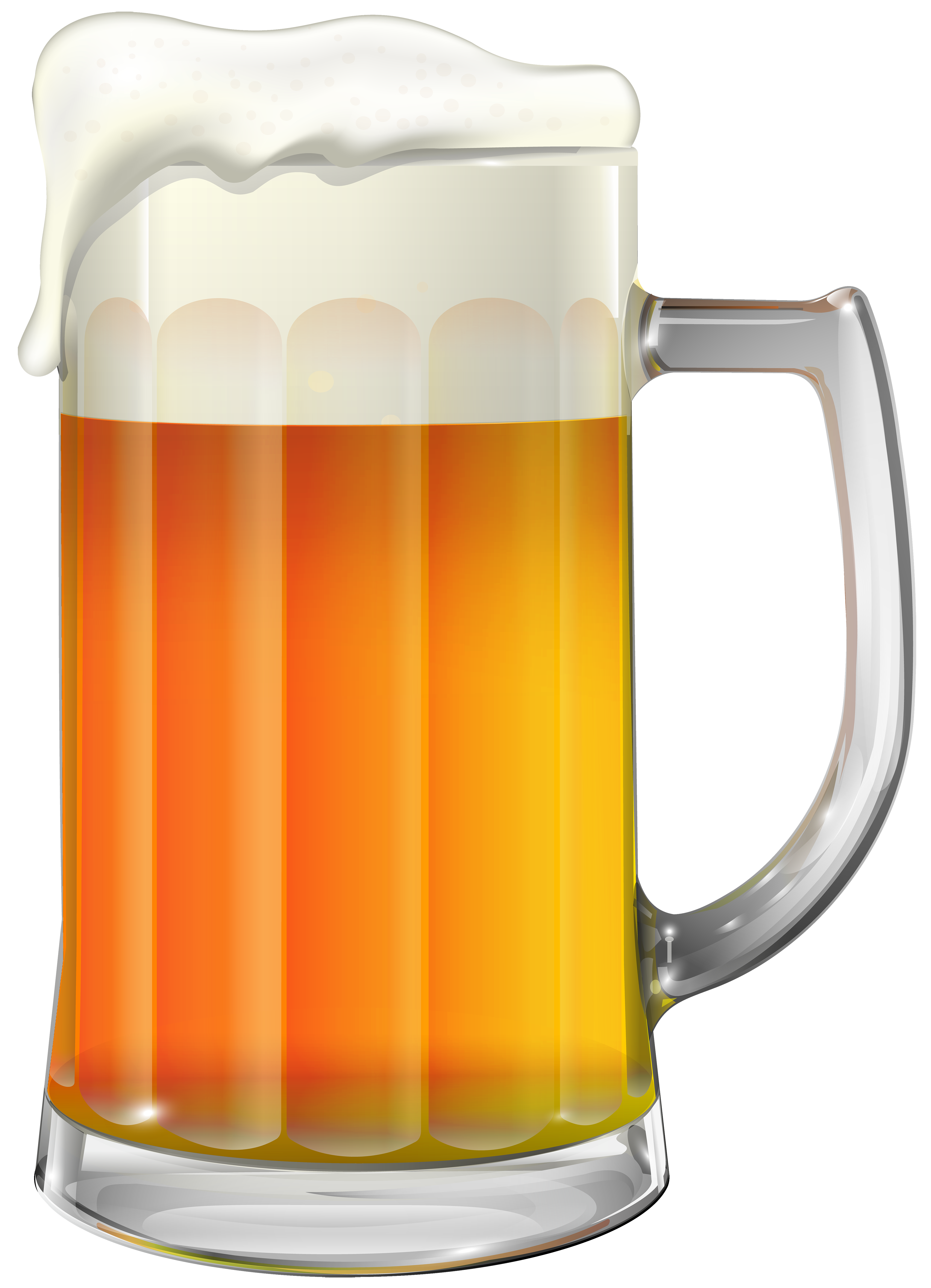 Clipart beer mug free banner library stock Beer Mug Transparent PNG Clip Art Image | Gallery Yopriceville ... banner library stock