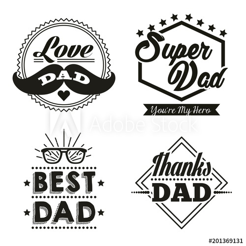 Clipart best dad jpeg image free happy fathers day stickers with moustache best dad glasses super ... image free