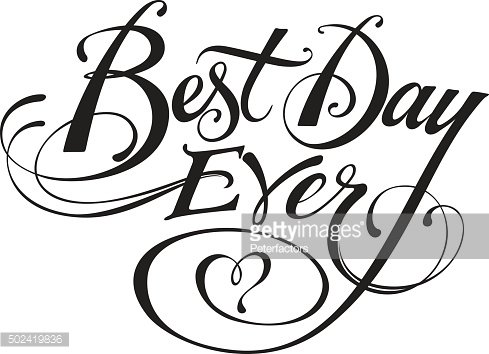 Clipart best day ever transparent library Best Day Ever premium clipart - ClipartLogo.com transparent library