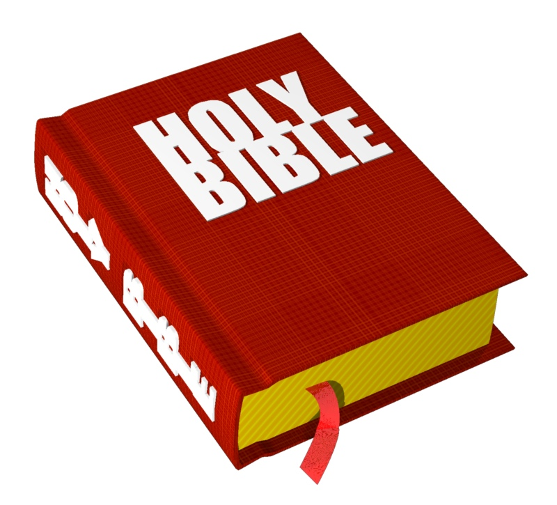 Clipart bible. And cross free download