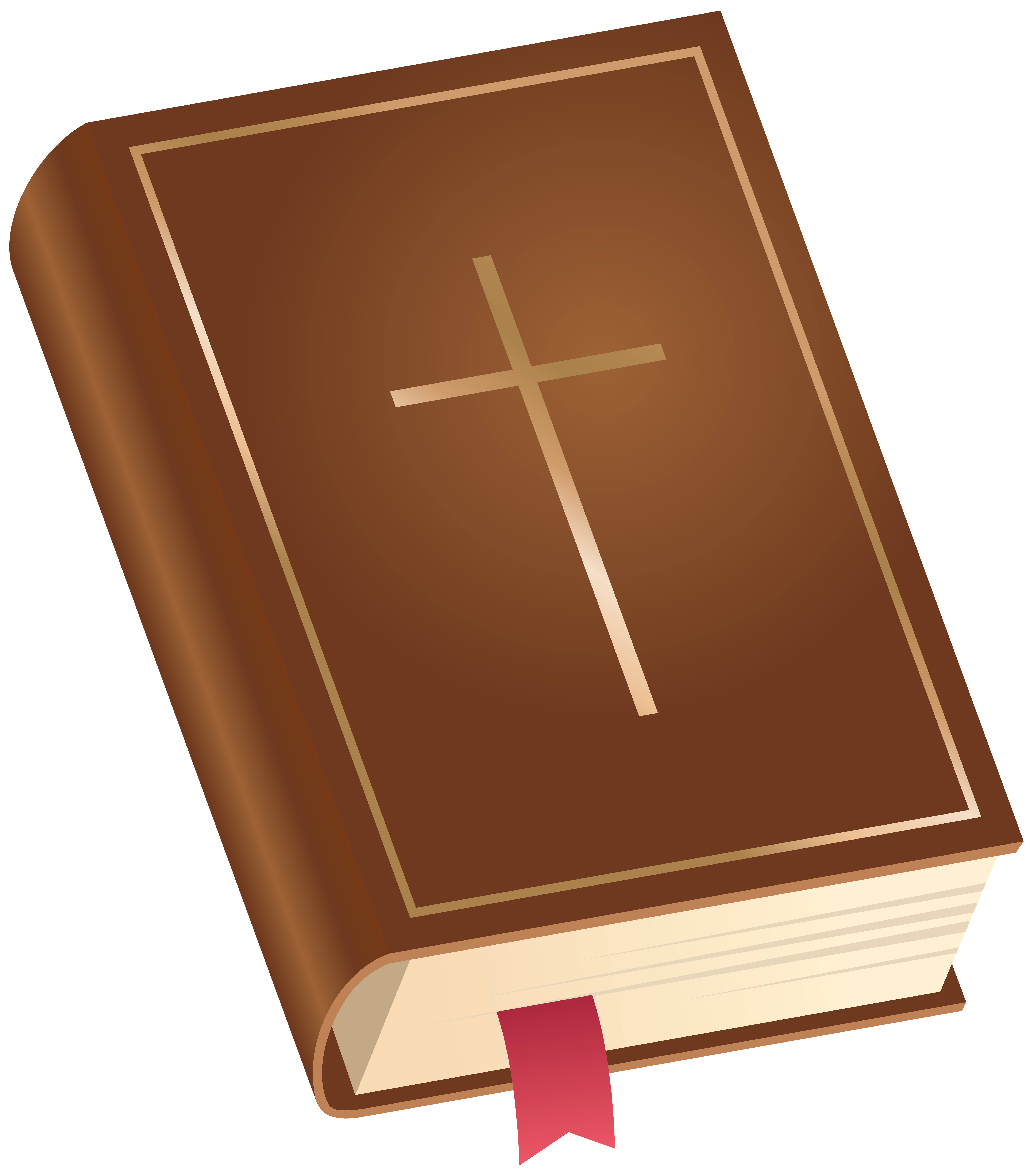 Cross clipart with bible image library download Bible Transparent PNG Clip Art Image | Gallery Yopriceville - High ... image library download