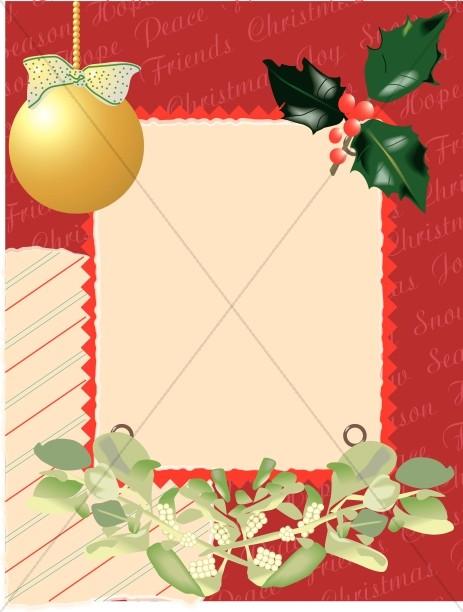 Clipart biblical christmas frames biblical jpg library stock Christmas Stationery | Christian Christmas Borders jpg library stock