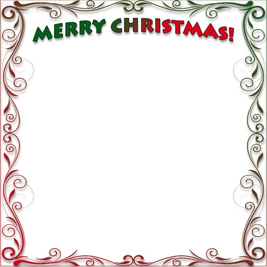 Clipart christmas border microsoft jpg black and white download Religious Christmas Border | Free download best Religious Christmas ... jpg black and white download