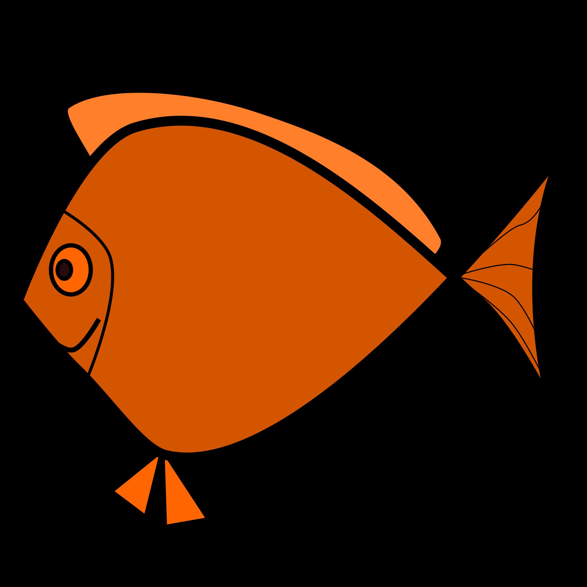 Clipart big fish vector library stock Clipart - fish vector library stock