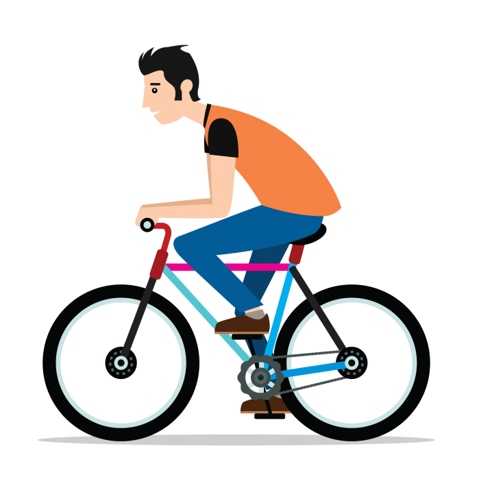 Clipart bike hd banner Riding Bicycle PNG | HD Riding Bicycle PNG Image Free Download banner