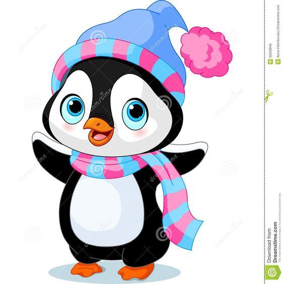 Clipart bilder fest picture stock girl penguins clipart - Google Search | Festival of trees stuff ... picture stock