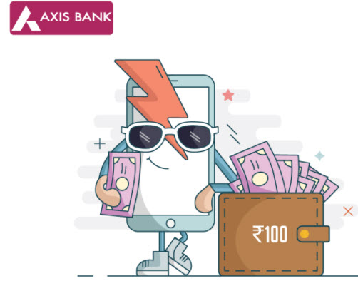 Clipart bill payment offers clip library library Axis Cards 1st Recharge & Bill Payment 100% Cashback @ Freecharge clip library library