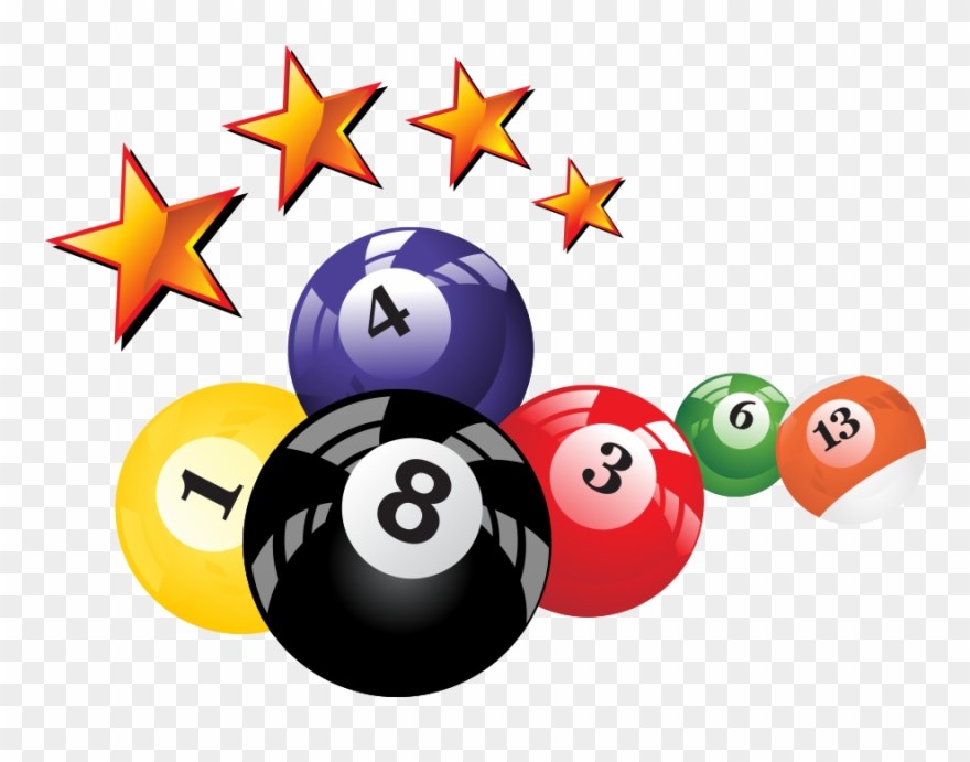 Clipart billards banner download Vector Black And White Library Pool Billiard Ball Table - Billiards ... banner download