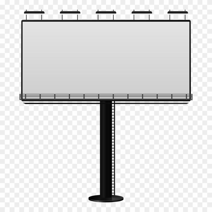 Clipart billboard clipart free stock Billboard Png File Download Free Clipart (#2958076) - PinClipart clipart free stock