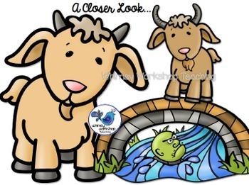 Clipart billy goat jpg transparent Three Billy Goats Gruff Clip Art jpg transparent