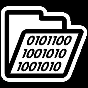Clipart binary