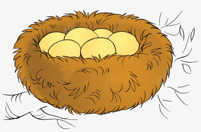 Clipart bird nest image freeuse library Nest Png - Bird Nest Clipart Png Transparent PNG - 1300x820 - Free ... image freeuse library
